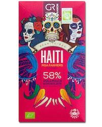 GR Haiti 58 %
