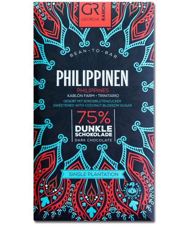 Georgia Ramon - Philippinen 75%