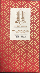 AJALA chocolate - Single origin Madagascar