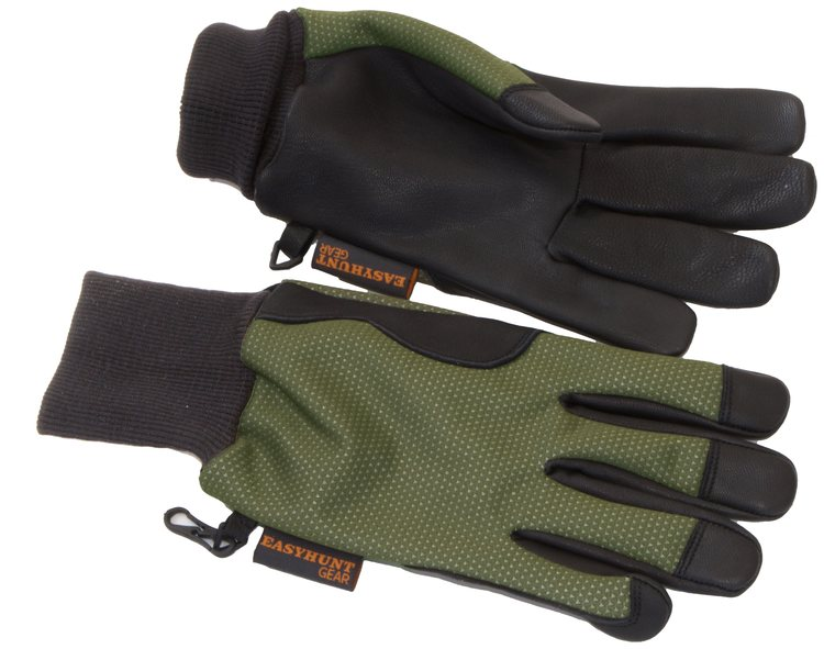 Hunting gloves for autumn