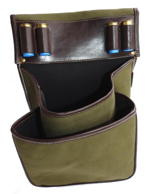 Öppen ammunitionsväska