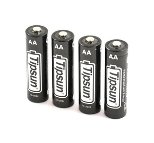 4 AA lithium battery for trail camera