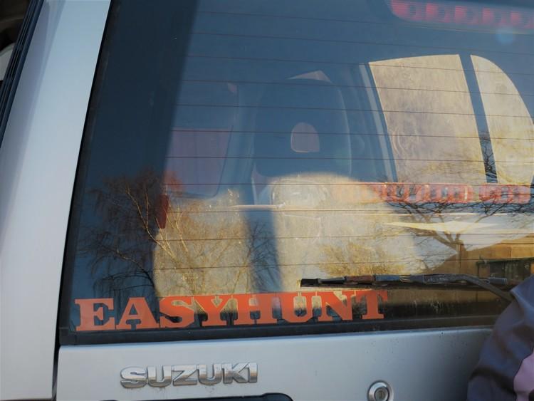 Easyhunt sticker