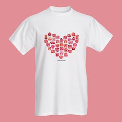 Titty Heart T-shirt (loose fit)