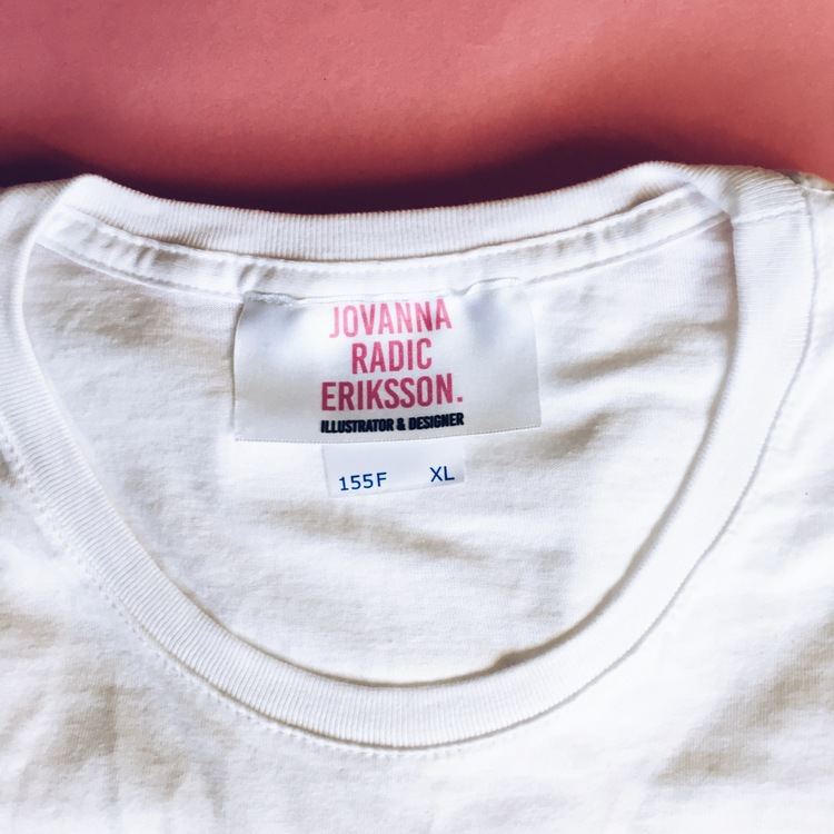 Män i Grupp T-shirt (tight fit)