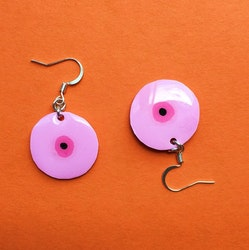 Titty Earring Large, 3 colors
