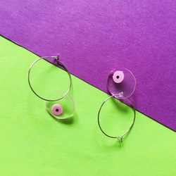 Titty Earring Small, 2 colors