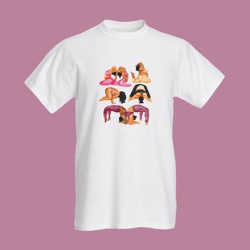 Yoga T-shirt (loose fit)