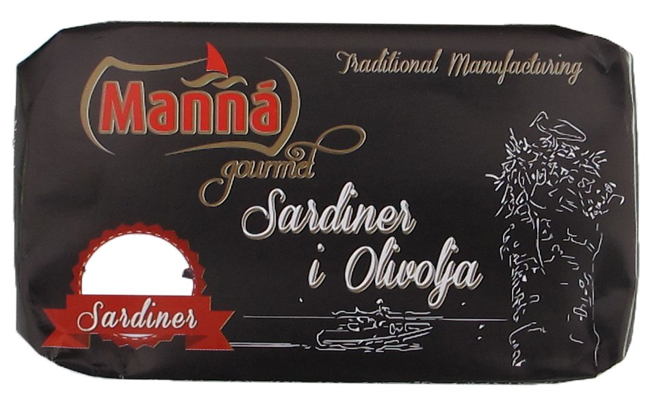 Sardiner i Olivolja x 2