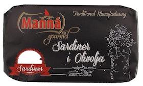 Sardiner i Olivolja