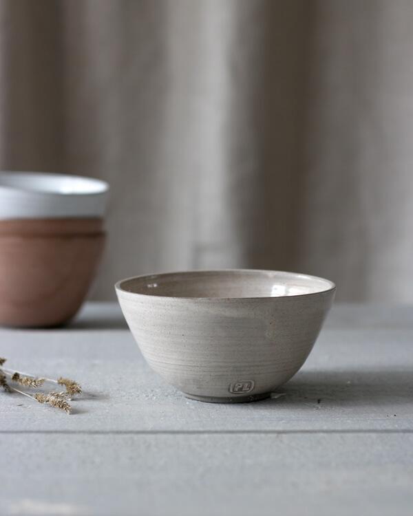 Jord keramikskål Creme