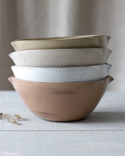 JORD LARGE CERAMIC BOWL