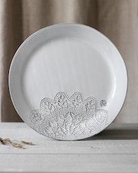 INGRID CERAMIC DINNER PLATE