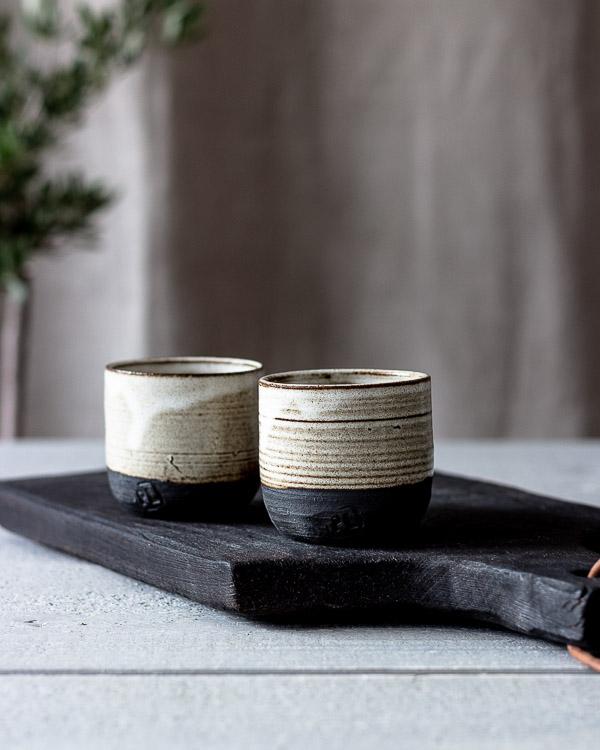 Espresso BLACK keramikmugg