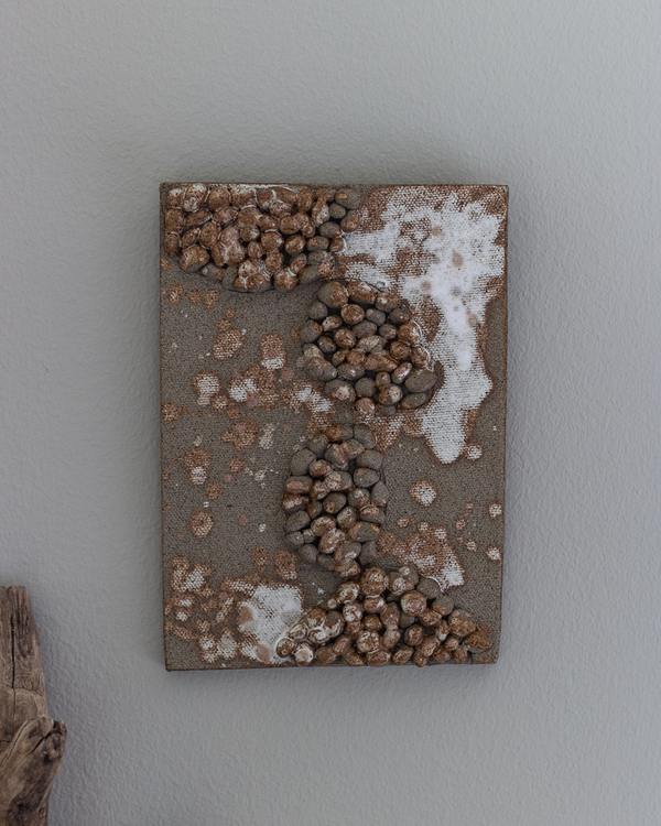 Pebbels 1 keramiktavla