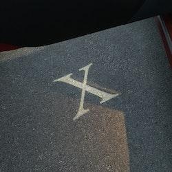 """Tesla led lampor """"X"""" 2-pack"""