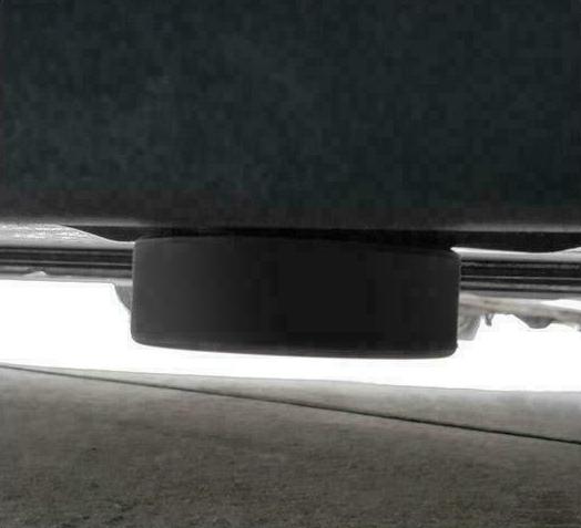 Tesla Jackpad gummi (GEN 2) -- FYNDHÖRNAN