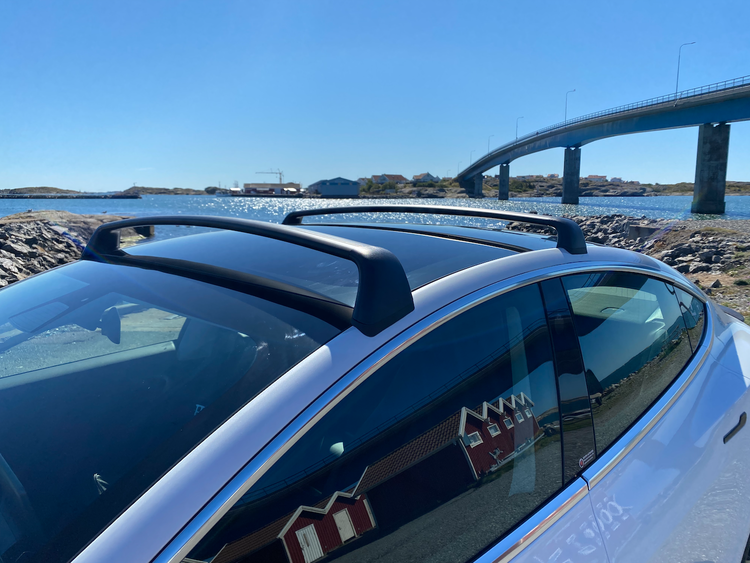 Model 3 takräcke -- FYNDHÖRNAN