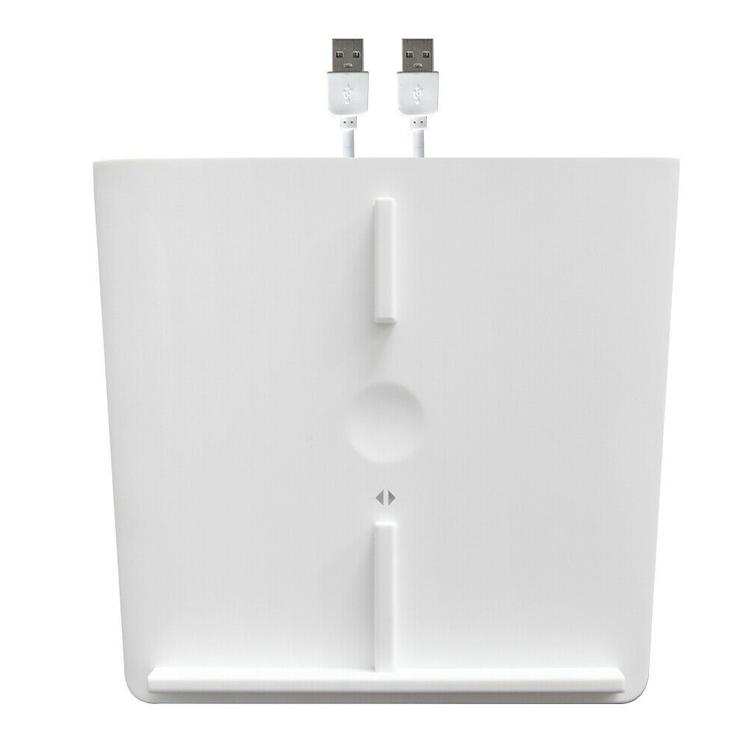 Model 3 QI-laddare vit