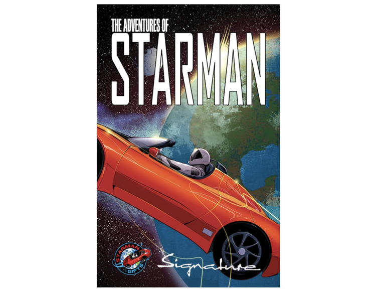 The Adventures of Starman – Signature Edition