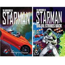 The Adventures of Starman – Signature Edition