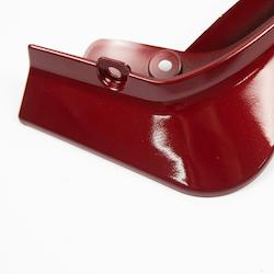Model S Stänkskydd röda ink skyddsfilm