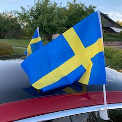 Svenska flaggan 2-pack
