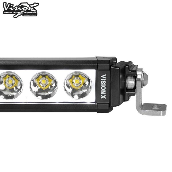 "Vision X LED Extraljusramp - Halo 30"" 115W Svängd"