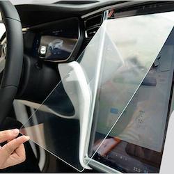 Skärmskydd Model S & X, matt eller HD clear