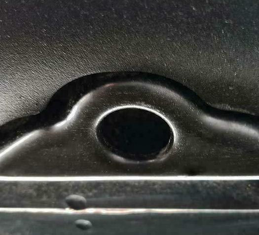 Tesla Jackpad hårdplast