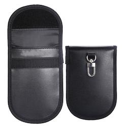 Keyfob RFID skydd
