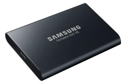 Samsung Portable SSD 2 TB - svart