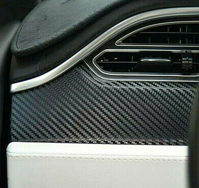 Model S/X carbon fiber wrap, matt -- FYNDHÖRNAN