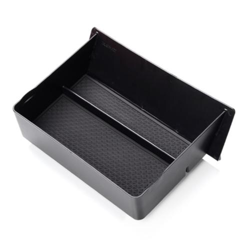 Mittenlåda, blank svart, till Tesla Model S/X
