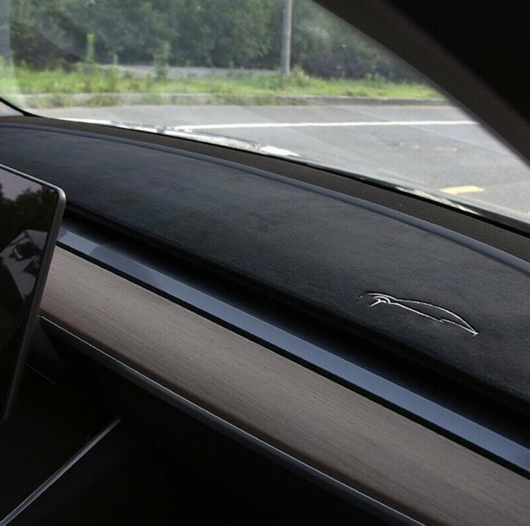 Model 3 instrumentpanel matta