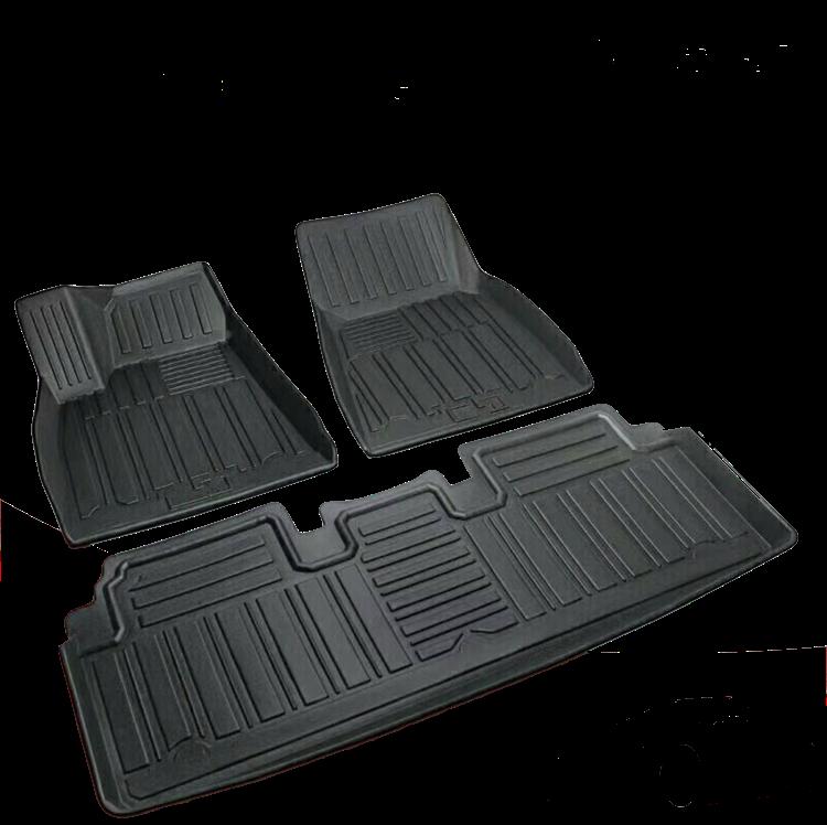 Model S Gummimattor TPE