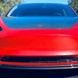 Model 3 Front spoiler olika färger typ 2