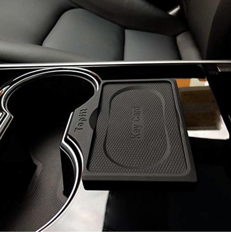 Model 3 Korthållare sillikon