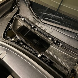 Model 3 luftfilter skydd pre-facelift