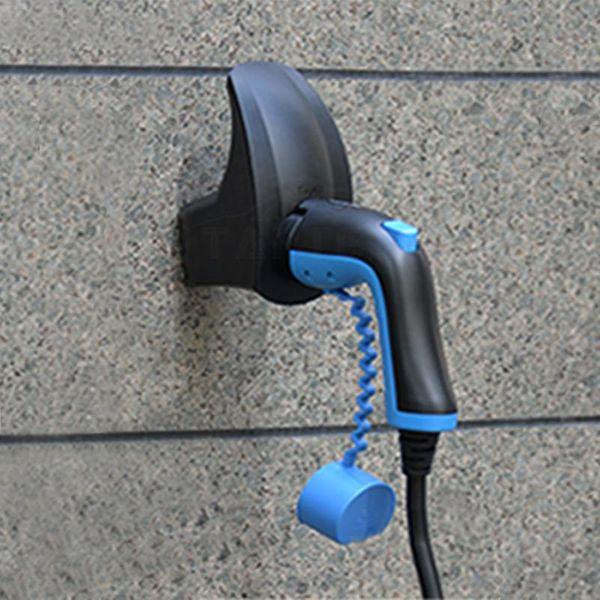 Typ 2 hållare + kabelhållare