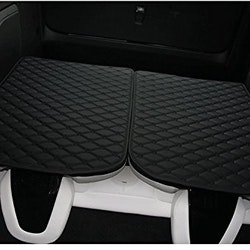 The Model X 3rd row is seat protection