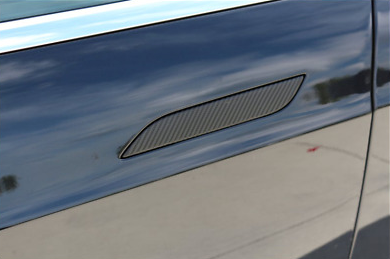 Model S Dörrhantag 3M folie