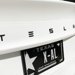 Tesla Performance Emblem (Gen 2)