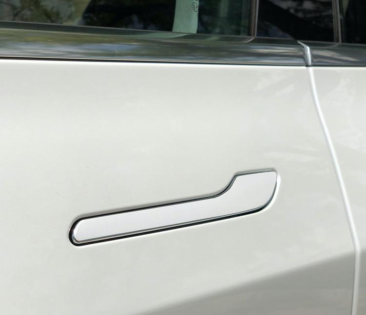 Dörrhandtag i 3M folie för din Model 3 & Y, flera färger