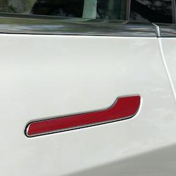 Model 3 & Y Dörrhandtag i 3M folie, flera färger