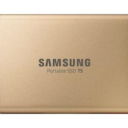 Samsung Portable SSD 1 TB - Guld