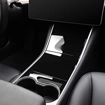 Model 3 & Y blank svart wrap -- FYNDHÖRNAN