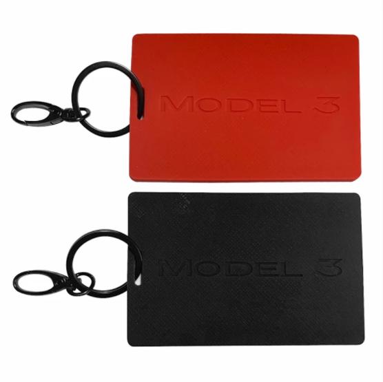 Model 3 & Y Korthållare, flera färger