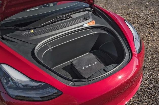Model 3 fotsensor frunk pre-facelift