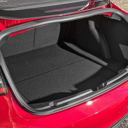 Model 3 fotsensor trunk pre-facelift
